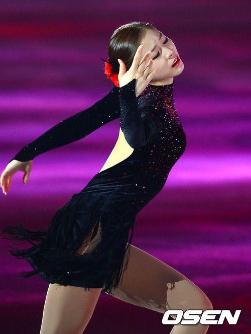 Yuna Kim    'El Tango de Roxanne'              [사진]스투닷컴