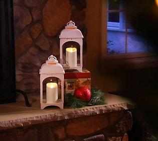 Luminara Indoor Outdoor 14″ Lantern by Bethlehem Lights