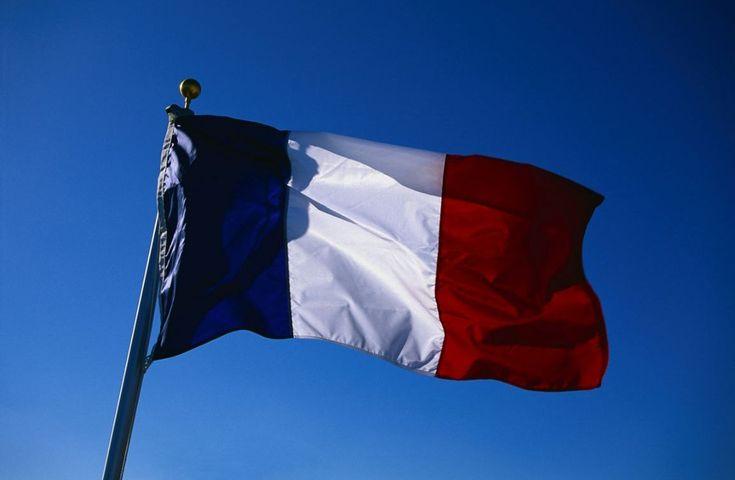 Paris France Flag |