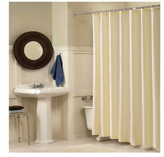 Curtains Ideas charcoal and cream curtains : 17 best ideas about Cream Shower Curtains on Pinterest | Black ...