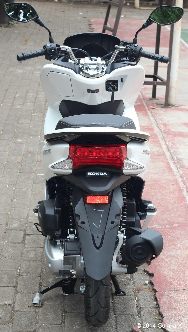 Honda PCX150 LED