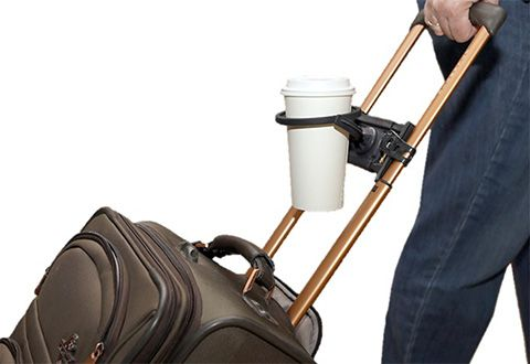 Hand Freeing Travel Drink Caddy