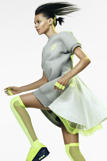 sacai x NikeLab 2015 Summer Collection                                                                                                                                                                                 More
