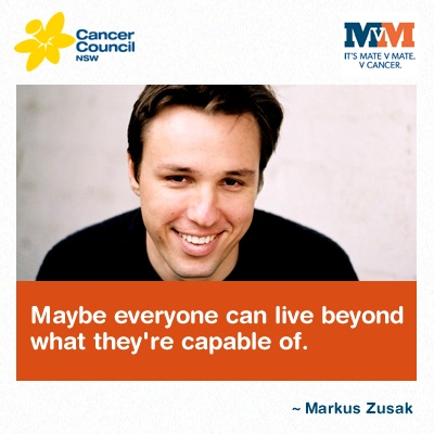 1 in 2 men will be diagnosed with cancer. You can help us improve the odds by taking on your mate at footy, golf, fishing, arm-wrestling…it's your call. Find out how you can help right here: matevmate.com.au #friends #quote #hope #inspire #cancercouncil #cancer #menshealth