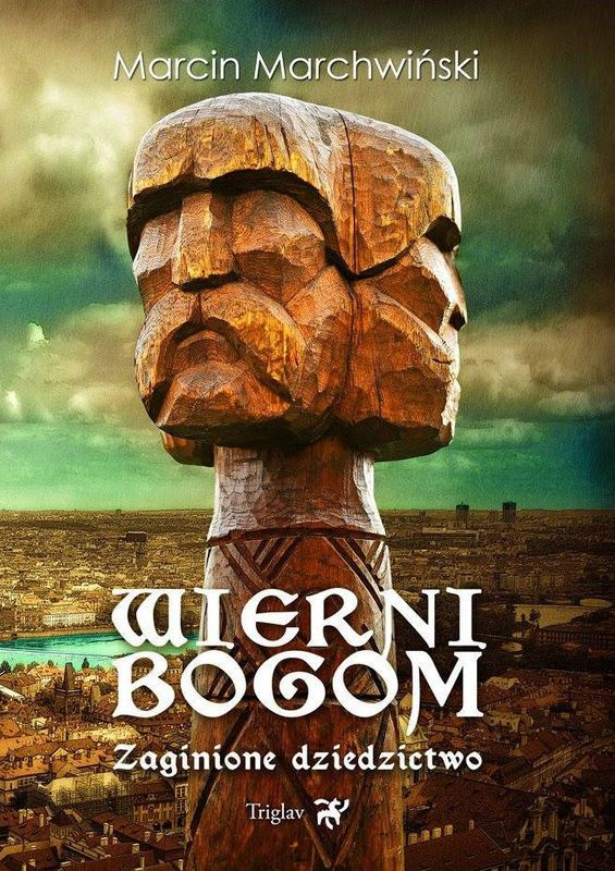 Wierni Bogom - political fiction autorstwa Marcina Marchwińskiego