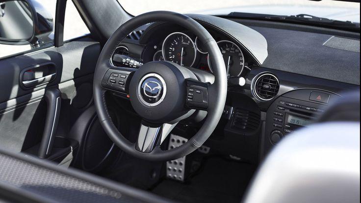 2013 Mazda MX 5 Miata Dashboard 2013 Mazda MX 5 Miata Sport