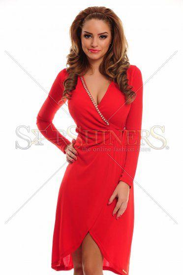 MissQ Chosen Look Red Dress