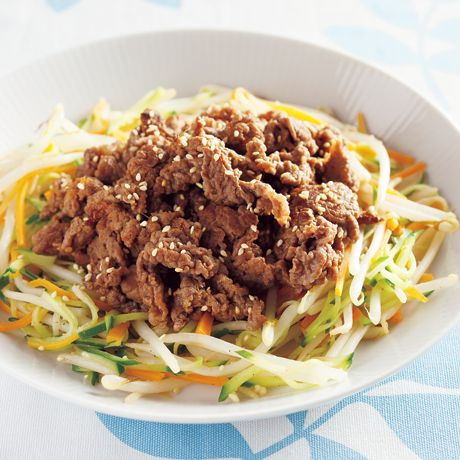 牛肉と彩り野菜の炒めサラダ by伊藤朗子さんの料理レシピ - レタスクラブニュース