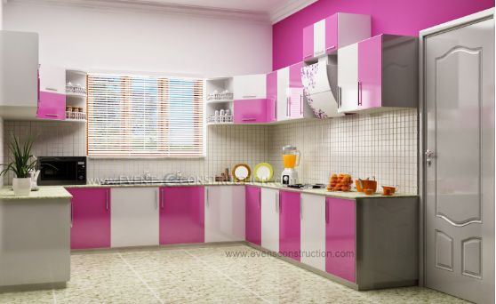 12 Colorful Kitchens Inspiration | HOME DESIGN