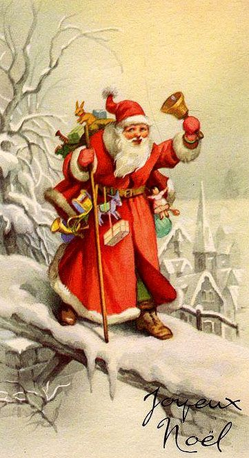 Santa is coming to my house!