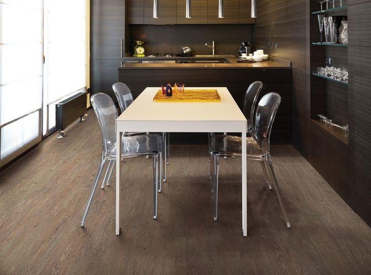 Korkboden korkparkett vorteile nachteile küche essbereich cork interior floor