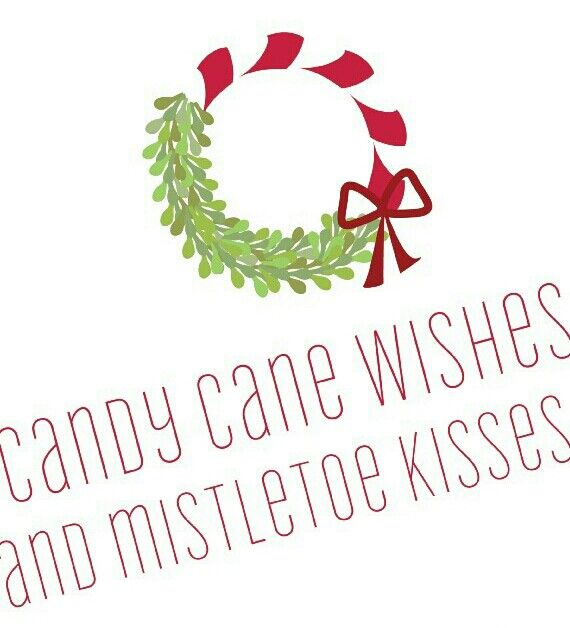 Candy cane wishes