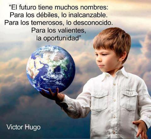 #Frases de Victor Hugo