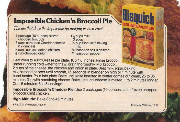 recipe: impossible broccoli pie [24]