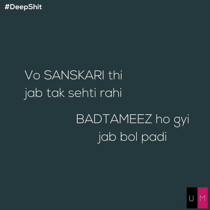 Irony of life...