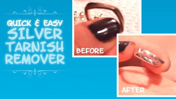 make your own silver polish