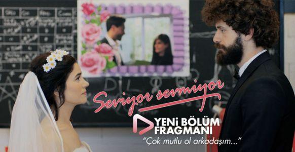 ATV'de Pazar akşamları yayınlanan Seviyor Sevmiyor önümüzde ki hafta ekranlara 26. bölümüyle gelecek. Seviyor Sevmiyor 26. bölüm fragmanı yayınlandı.