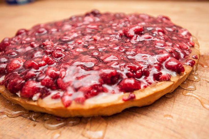Cukrárna Moje cukrářství - ovocné koláče.  © Foto Dana Kolářová