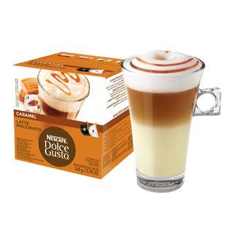 Latte Macchiato Caramel