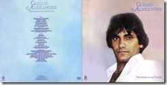 Vinil Campina: Carlos Alexandre - 1988 - Revelação de um Sonho