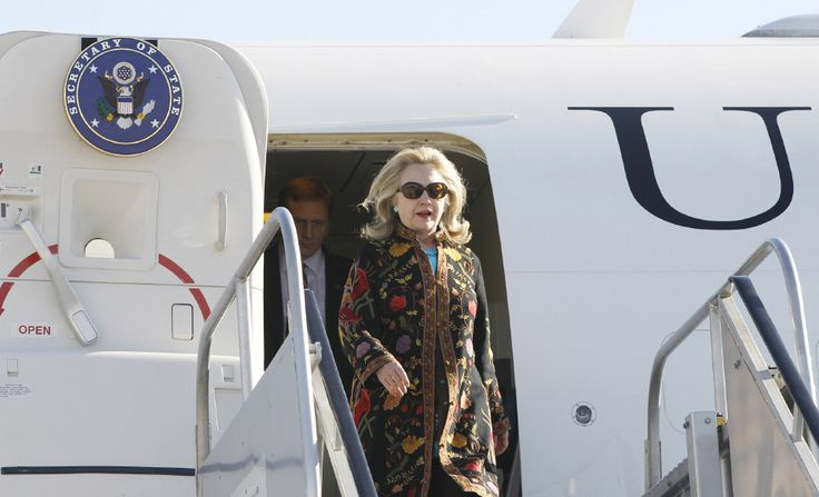 A federal judge has ordered the State Department to hand over records detailing Hillary Clinton's schedules during 14 overseas trips as secretary of state amid speculation that Clinton kept meetings with donors to her family's foundations off her official calendar. In a Freedom of Information Act lawsuit filed by Citizens United, the court moved to compel the State Department to produce emails sent to and from Lona Valmoro, a Clinton aide, regarding overseas trips where unreported donor…
