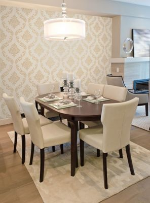 Fine Decor Torino Damask Wallpaper