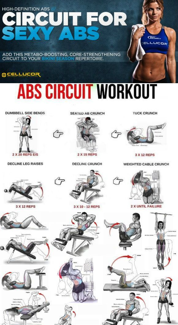 Check out these 10 min workout bodyweight ab exercises and workouts you can do A...