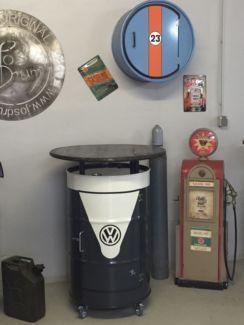 T1-VW Design, Stehtisch, Regal, Bar, Jos'drum, Geschenkidee in Nordrhein-Wes… …
