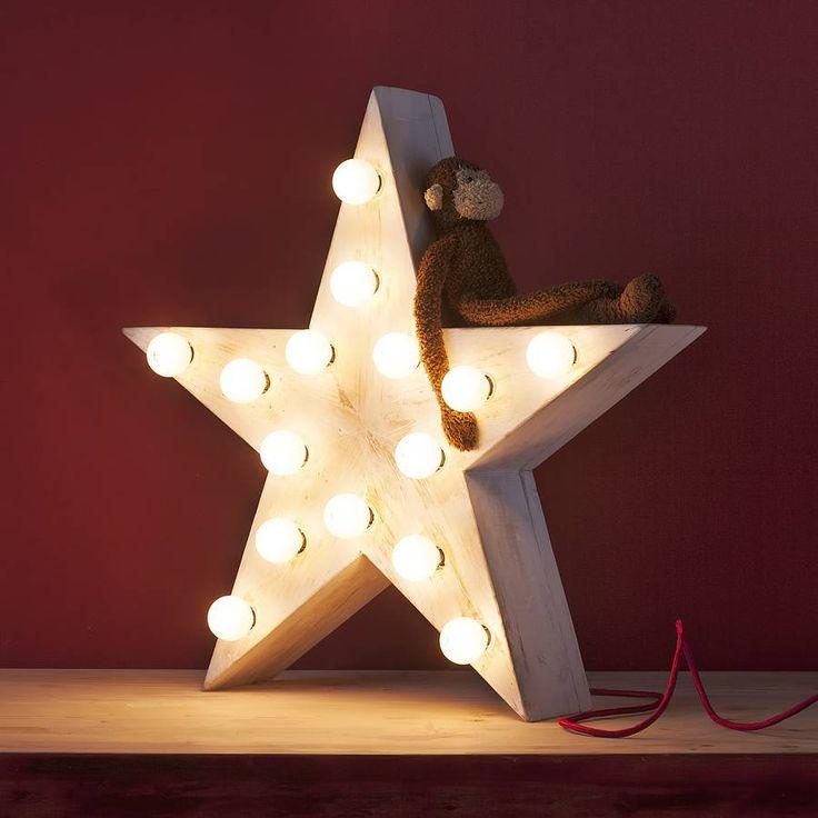Lena Star Lamp