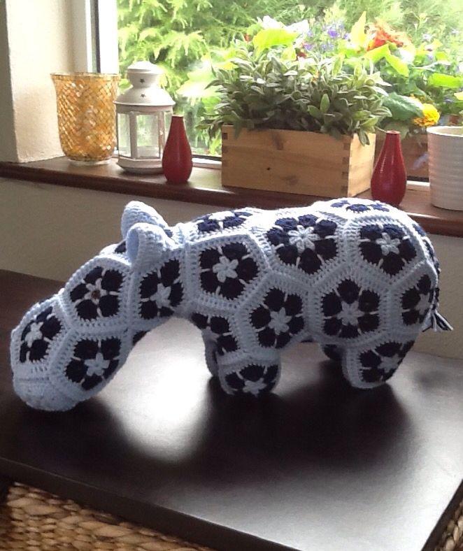 A Dublin hippo