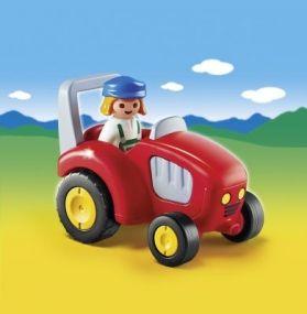 Playmobil 1.2.3 Τρακτέρ (6794)- 8.99