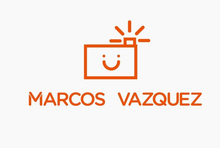 Identidad corporativa - Marcos Vázquez Fotografía  www.rootstudio.es
