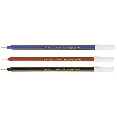 Faber Castell Στυλό Διαρκείας Gold. Το Faber Gold διαθέτει μύτη πάχους 1.0mm για δυνατή, πεντακάθαρη και στρωτή γραφή με πάχος 0.7mm. Το εξαγωνικό, λεπτό του στέλεχος υπόσχεται άνετη και ξεκούραστη γραφή, από την πρώτη έως την τελευταία λέξη.