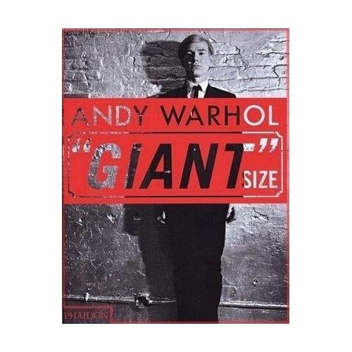 Andy Warhol: Giant Size, Phaidon Press - ビヘイビア図書館:アメリカの画家・版画家・芸術家でポップアートの旗手アンディ・ウォーホールの作品集。42.4 x 32.8cm、624ページ。でかい。