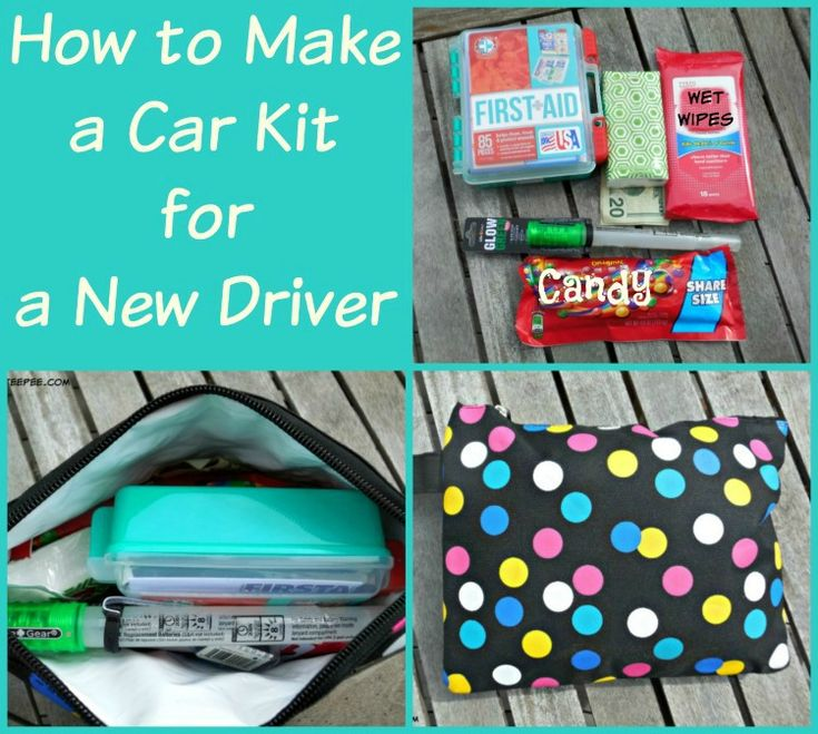 How To Make A Car Kit For A New Driver 16th Birthday