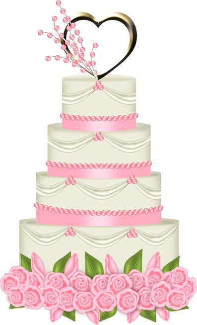 Wedding Cakes Stensil