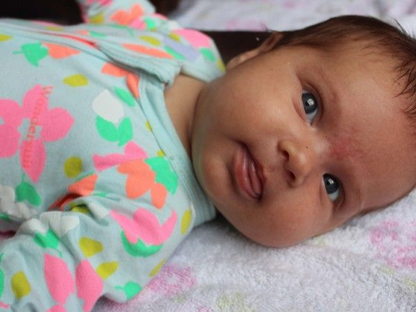 Vote for Charli  G at Bonds Baby Search 2015