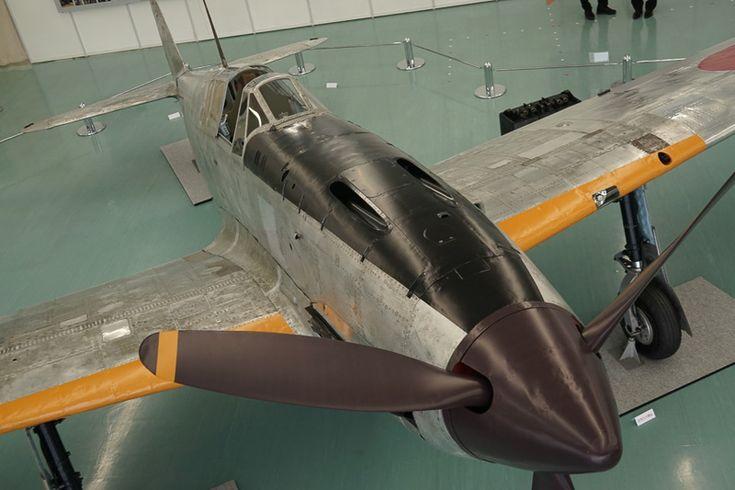 川崎重工、三式戦闘機「飛燕」を修復・復元した実機初公開 - Car Watch
