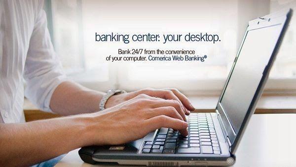 www comericawebbanking com login