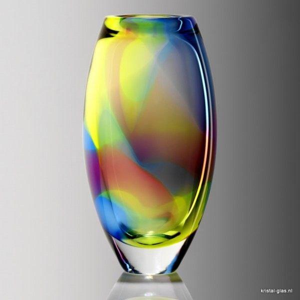 """Royal Leerdam kristal """"Rainbow"""""""