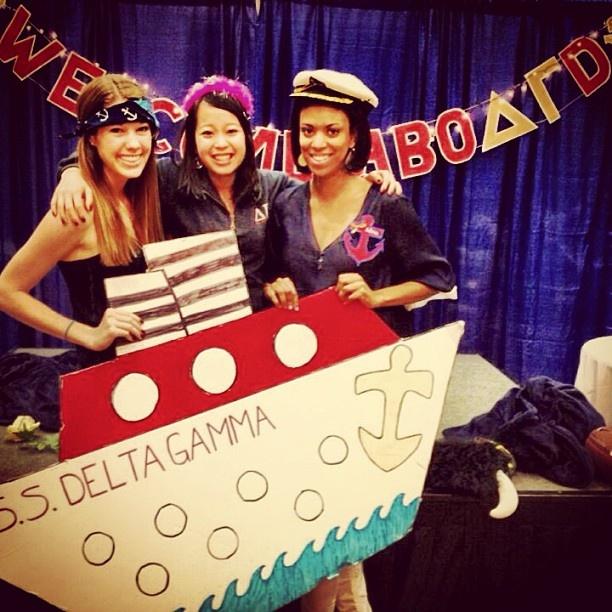 86 best Recruitment images on Pinterest | Sorority life, Delta ...