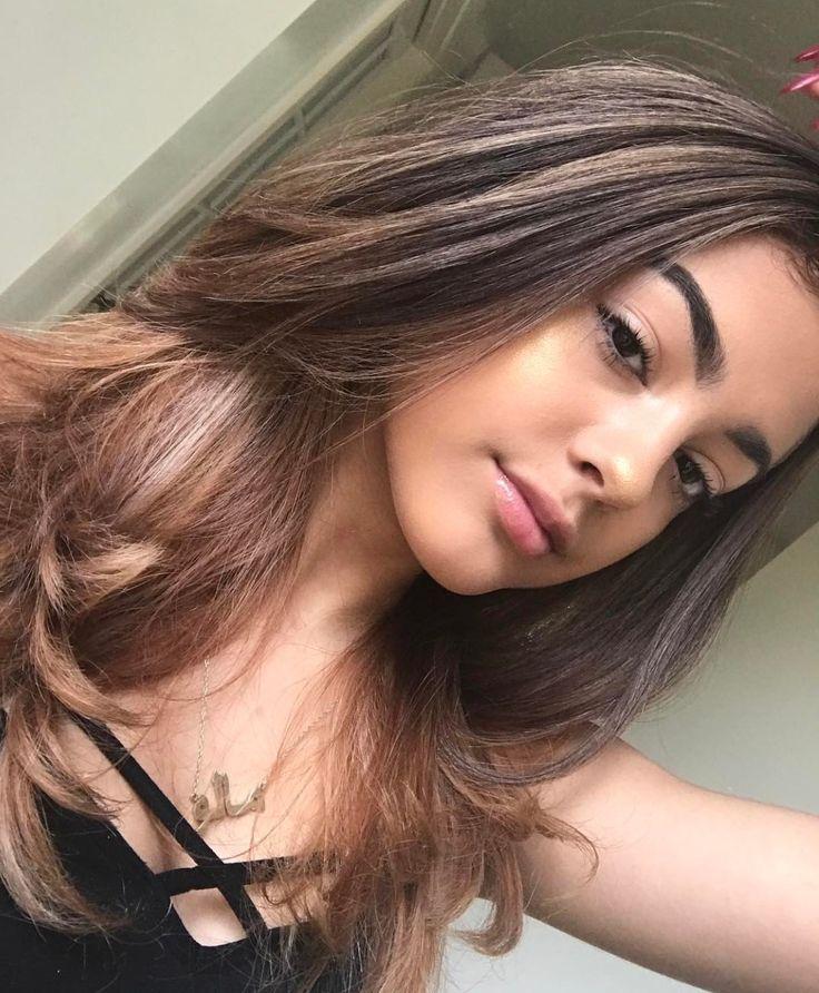 @baabyemmiillyy   malu trevejo   Makeup, Hair, Hair styles