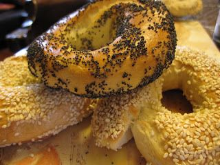 Seriously Montreal Style Bagels