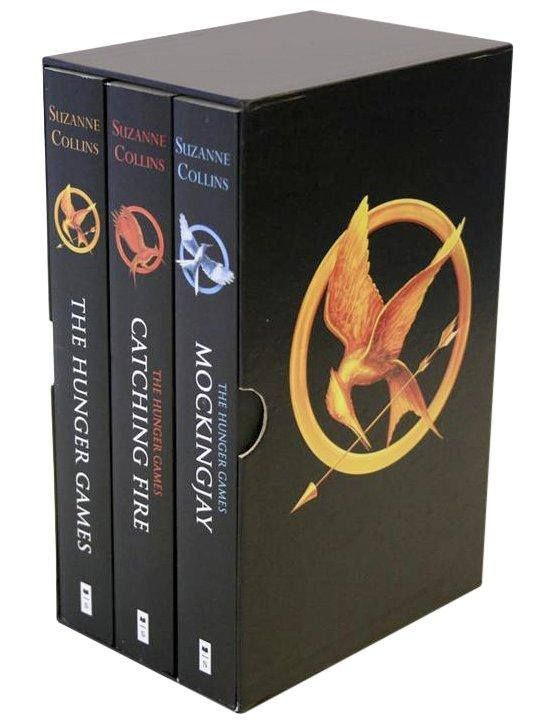 Great news! #THEHUNGERGAMES boxed set is now available in paperback. Get it today! #HungerGames #TheHungerGames #Katniss #KatnissEverdeen #book #books #series #trilogy #quote #quotes #readcatchingfire #repin #THG #girlonfire #catchfire #CatchingFire #read #reading