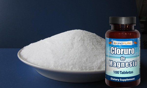 Pierde 10 Kilos en 2 semanas con el cloruro de magnesio | i24Web