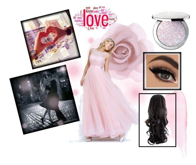 """""""Valentine's Day -3"""" by desiresinstyle on Polyvore featuring moda, Accessorize, Guerlain, women's clothing, women, female, woman, misses e juniors"""