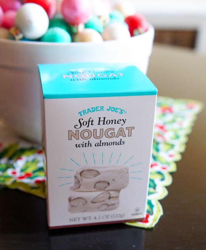 Trader Joes Honey 2020 Christmas 12 DAYS OF TRADER JOE'S CHRISTMAS, DAY 11: SOFT HONEY NOUGAT in