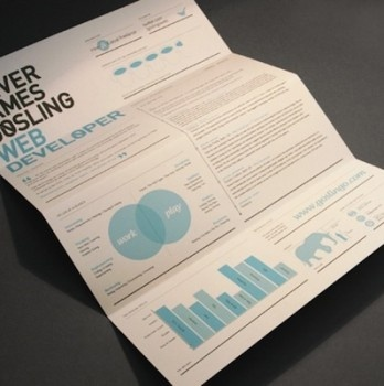 36 best Resume images on Pinterest - creative graphic design resumes