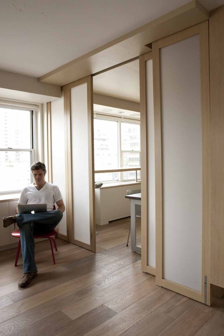 Sliding and stacking doors give new flexibility to the ...