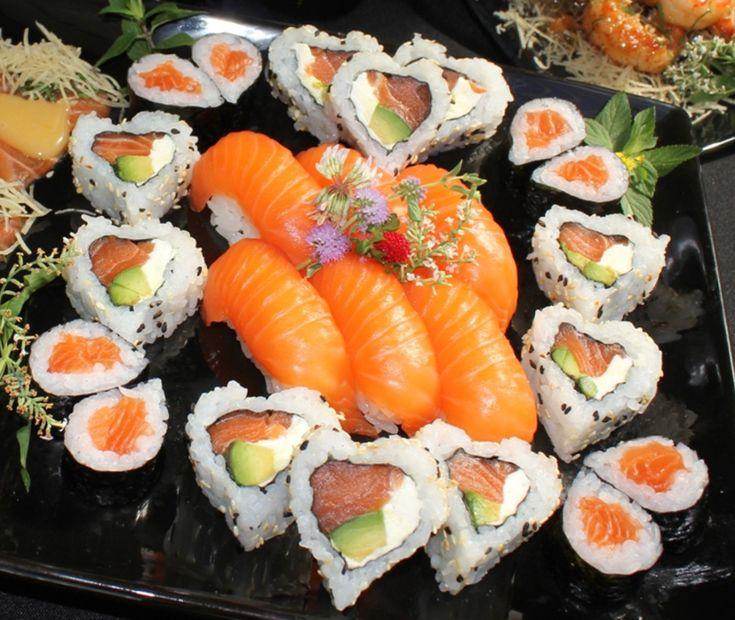 Piezas en forma de corazón para San Valentín  en Kokoro Sushi Restaurante - http://www.femeninas.com/piezas-en-forma-de-corazon-para-san-valentin-en-kokoro-sushi-restaurante/